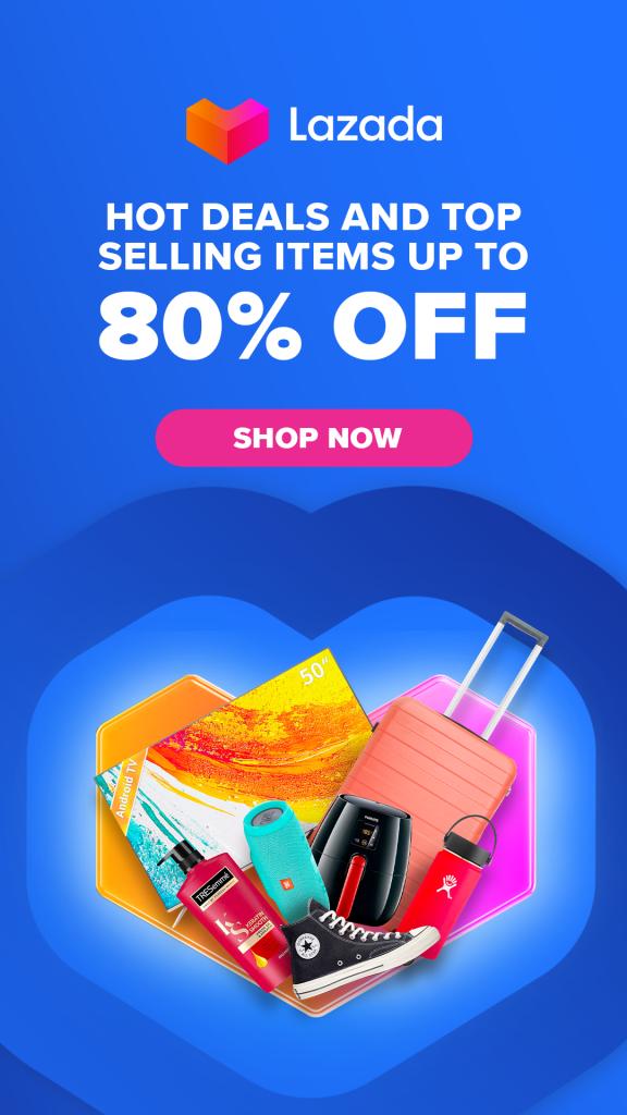 lazada discount deals